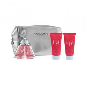 Mauboussin À La Folie Eau De Perfume Spray 100ml Set 4 Parti 2020