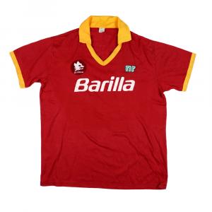 1989-90 Roma Maglia Home L (Top)