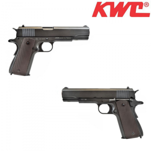 m1911  classic full metal blow back by KWC