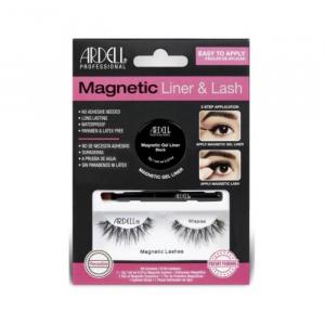 Ardell Magnetic Liner & Lash False Eyelashes Wispies