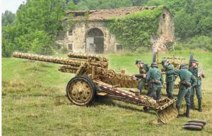15 cm Field Howitzer / 10,5 cm Field Gun