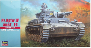 Pz Kpfw IV Ausf. F1