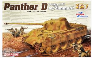 Pz.Kpfw. V Sd.Kfz. 171 Panther Ausf. D