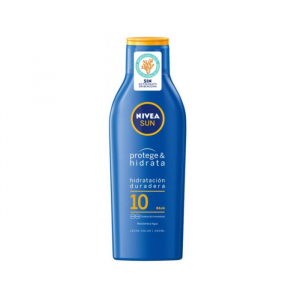 Nivea Sun Protect & Hydrate Hydrating Sun Milk Spf10 200ml