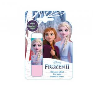 Disney Frozen II Balsamo Per Labbra Alla Fragola 4g