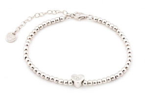 Jack & Co Bracciale Magic Dreams, Cuore Sparkling