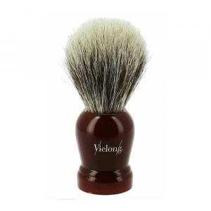 Vielong Brown Horse Hair Shaving Brush