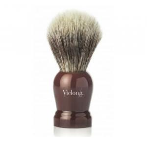 Vielong Horse Hair Shaving Brush 21mm Brown