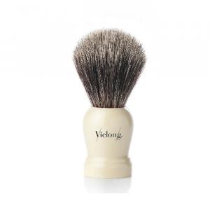 Vielong Vintage Shaving Brush Horse Hair 21mm Gray
