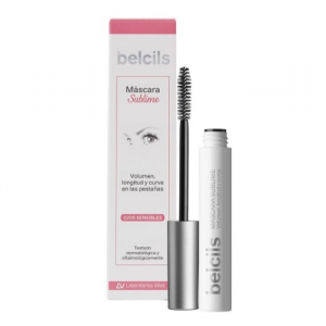 Belcils Mascara Sublime Extra Volume Black 8ml