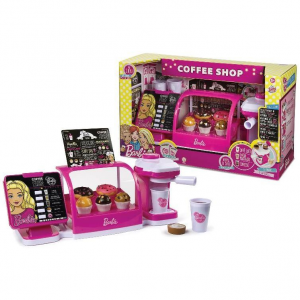 GRANDI GIOCHI COFFEE SHOP DI BARBIE