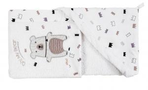 Telo bagno bimbi  linea Orso by  Picci