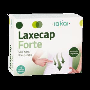 Sakai Laxecap Forte 15 Cpsulas