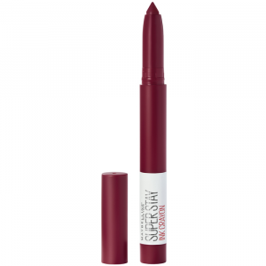 Maybelline Superstay Matte Ink Crayon Lipstick 55 Make It Happen