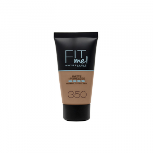 Maybelline Fit Me Matte & Poreless Foundation 350 Caramel