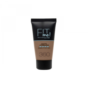 Maybelline Fit Me Matte + Poreless Foundation 360 Mocha 30ml