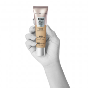 Maybelline Dream Urban Cover Protective Makeup Spf50 220 Natural Beige 30ml