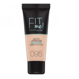 Maybelline Fit Me Matte & Poreless Foundation 95 Fair Porcelain 30ml