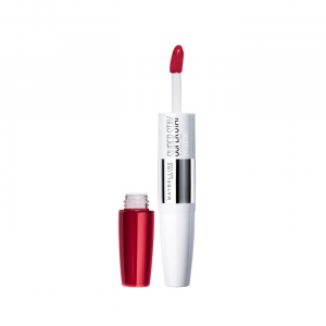 Maybelline Superstay 24 2-Step Liquid Lispstick Makeup 825 Brick Berry