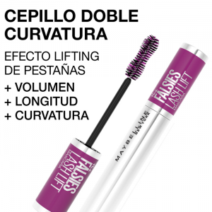Maybelline The Falsies Lash Lift Waterproof Mascara 01 Black