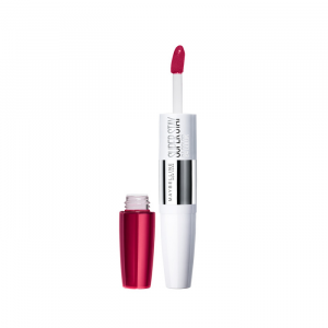 Maybelline Superstar 24 2-Step Liquid Lispstick Makeup 820 Berry Spice