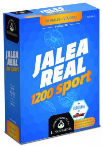 El Natural Jalea Real Sport 20 Viales Abre Facil