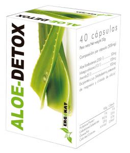Ergosphere Aloe Detox 40 Caps