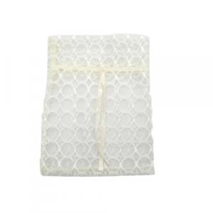 Sacchetti bomboniera nido ape avorio 10x15