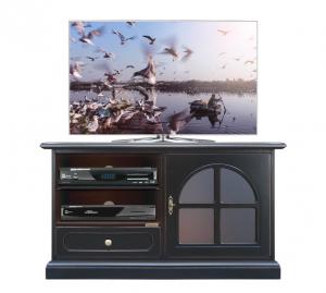 Mueble de TV de madera 'Dark'