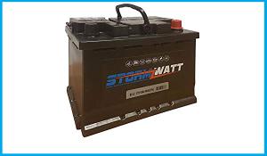 Batteria per auto 'Stormwatt'