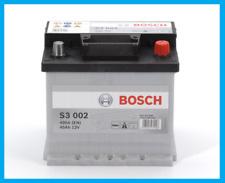 Batteria per auto 'Bosch'