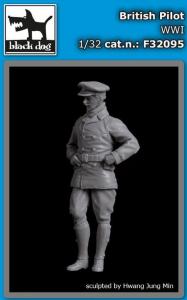 British Pilot WWI