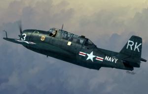 Grumman TBM-3M