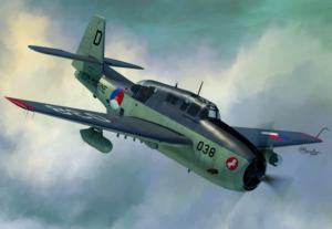 Grumman TBM-3S2 Avenger
