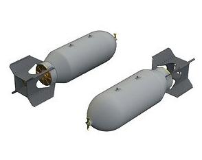 US 1000lb Bombs