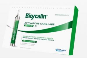 Bioscalin Attivatore SFRP Fiala Anticaduta per Capelli 1 Pezzo