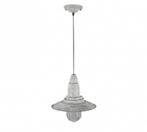 SOSPENSIONE FISHERMAN GRIGIO TRIO LIGHTING FOR YOU