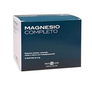 Bios Line Magnesio Completo 32 bustine Principium