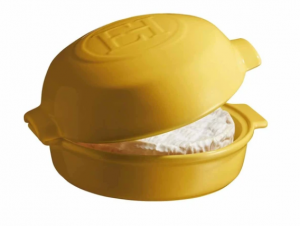 EMILE HENRY CHEESE BAKER CASSERUOLA PER CUOCERE I FORMAGGI COLORE JAUNE PROVENCE EH908417