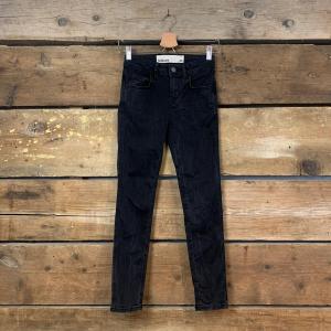 Jeans Haikure Victoria Nero (Skinny Crop)