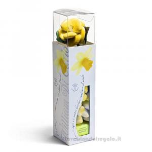 Confetti Le Clarisse gelatine gusto limone 125gr/1Kg William Di Carlo Sulmona - Italy