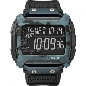 Timex  Command Shock, grigio e nero