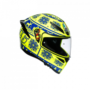 Casco AGV K1 Winter Test 2015