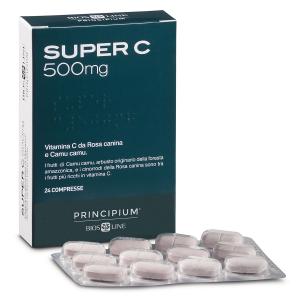 Bios Line Principium Super C 500 vitamina antiossidante mg-24 compresse