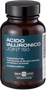 Bios Line Acido Ialuronico Joint 150 Principium- 60 cps