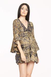 Vestito vintage manica lunga | Abbigliamento donna online
