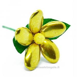 Margherita oro Fiore di Confetti William Di Carlo Sulmona - Italy