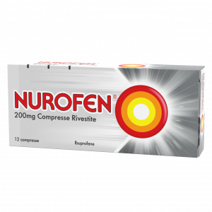 Nurofen 200 mg Compresse Rivestite-12 Compresse