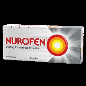 Nurofen 200 mg Compresse Rivestite-12 Compresse
