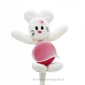 Gattino Hello Kitty Allegra Fattoria Fiori di Confetti William Di Carlo Sulmona - Italy